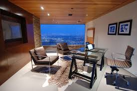 home office luxury home office design. house design ideas with city light view fabulous home office at the luxurious property stunning views in la glass top tabl luxury