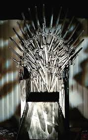 life size iron throne life size iron throne like game of thrones fan made prop