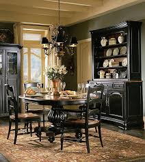 painted dining room furnitureDishfunctional Designs Vintage Dining Room Set Makeover Paint It