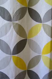 yellow grey and white wallpaper white grey and yellow shower curtains
