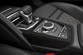 black audi r8 interior. 2017 audi r8 spyder gear system black interior