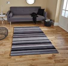 contemporary stripes rug modern grey rug contemporary furniture trendy products