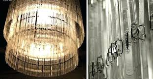 diy crystal chandelier crystal chandelier 4 diy crystal chandelier cake stand