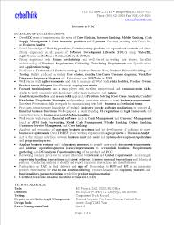 Free Retail Banking Business Analyst Resume Templates At