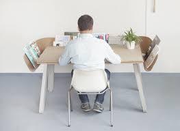 Home office table designs Modern Style Home Office Desk Designhomework Designtoptrends Unique Home Office Desk Homework designtoptrends