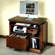 thin computer desk long