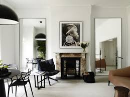 large oversized floor mirrors for small living rooms