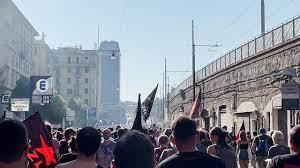 A vent'anni dal G8 di Genova in Piazza Alimonda: Avevamo ragione noi,  adesso siamo in ritardo