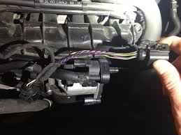 fourtitude com diy throttle body rewire tsb tsi step 3 prepping the new wiring harness for splicing is done following the tsb 2018652 2 note cutting wires to differing lengths is not essential however