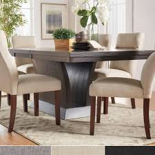 charles espresso contemporary dining set by inspire q modern contemporary dining set s33