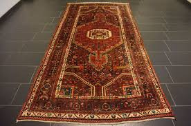 magnificent old carpet persian carpet malayer carpet province malayer made in iran 160 x 314 cm