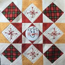 939 best Christmas Quilts images on Pinterest | Artist, Atelier ... & Patchwork snowman - Maria Inês Troiano Feliciano at Pinterest : https://www. Adamdwight.com