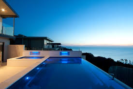 infinity pools. Infinity Building Beautiful Pools With The Compass Maxi Rib Technology I