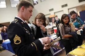 becoming an air force recruiter kentfield ca 26 a job seeker meets a recruiter from the