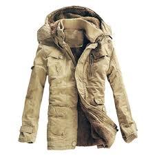 Nevera <b>Men</b>'s Winter Casual Warm <b>Thicken Cotton</b> Padded Buttont ...