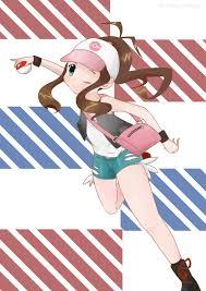 Hilda (Pokemon Black and White I) by pinkuroom on DeviantArt