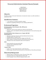 Unique Administrative Assistant Resume Samples 2015 Npfg Online