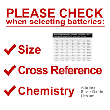 A76 Battery Equivalent Chart Lr41 Battery Equivalent Chart L1131c Battery Equivalent