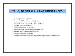 job description for truck driver for resume truck driver tow truck driver  job description resume
