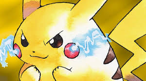 Pokemon Yellow Pokemon Chart Pokemon Yellow Once Again Appears On The Top Of The Latest
