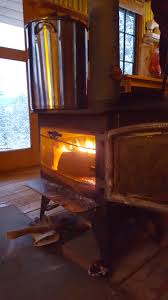 woodstove screen