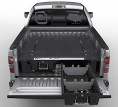 Tool Boxes: Decked Pickup Truck Storage System - Contractor Supply ...