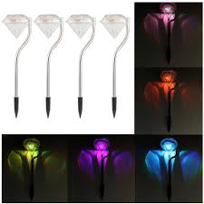 decorative outdoor solar lights photo 6