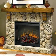 Decor Appealing Fireplace Surround Kits For Cozy Home Decoration Faux Stone Fireplace Mantel