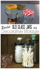 Best 25 Glass Jars Ideas On Pinterest Recycled Jars Jars And