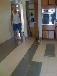 Floating Floor For Kitchen Beautiful New Flooring In The Kitchen Blooming Rock