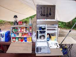 Camping Kitchen 17 Best Images About Camping Kitchen Set Ups On Pinterest