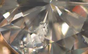 Under the Scope: Unique <b>Diamond</b> Inclusions - GIA 4Cs