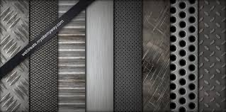 Corrugated Metal Texture Seamless 8 Tileable Metal Textures A