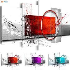 panel modern abstract canvas art