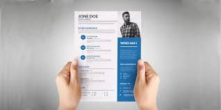 Top 10 Creative Resume Templates Design Trends Premium Psd