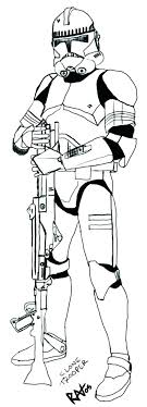 Clone Wars Coloring Pages Printable Stylist And Luxury Star For Kids