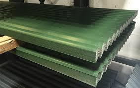 juniper green corrugated 10ft stock sheets