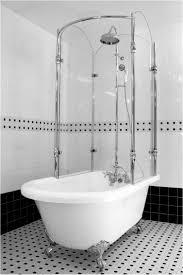 Uncategorized Awesome Clawfoot Tub Shower Appealing Clawfoot
