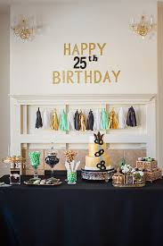 roaring mid 20 s birthday party art deco party ideas 100 layer