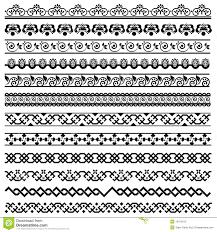 Border Decoration Design Border Decoration Design Elements Stock Vector Illustration of 2