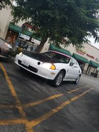 Joseph Kim's 1997 Honda Civic del Sol