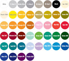 Imprint Colors For Promotional Products Discountmugs