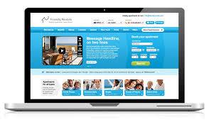 apartment website design. Apartment Website Design Enchanting Websites Ss Solutions Inspiration