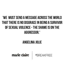In Quote Celebrity Quotes On Sexual Assault And Rape