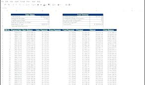 amortization schedule excel template free home loan spreadsheet monthly amortization schedule excel template