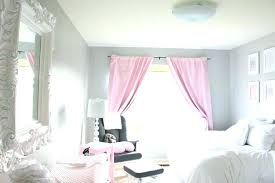 curtains baby girl nursery pink for girls room spectacular bedroom window treatments white and cur