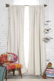 innovative ideas pom curtains fresh best 25 on diy curtain