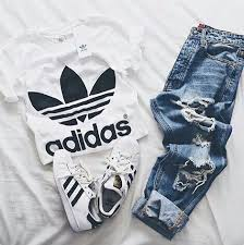 adidas outfits. adidas more clothing, shoes \u0026 jewelry : women amzn.to/ outfits e