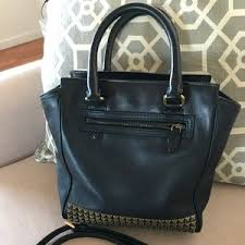 Coach Bags - Coach Studded Mini Tanner Tote