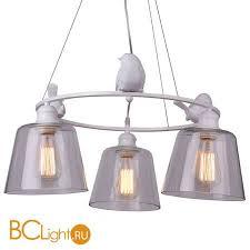 Купить <b>люстру Arte Lamp</b> Passero <b>A4289LM</b>-<b>3WH</b> с доставкой по ...